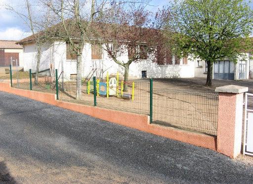 La garderie péri-scolaire