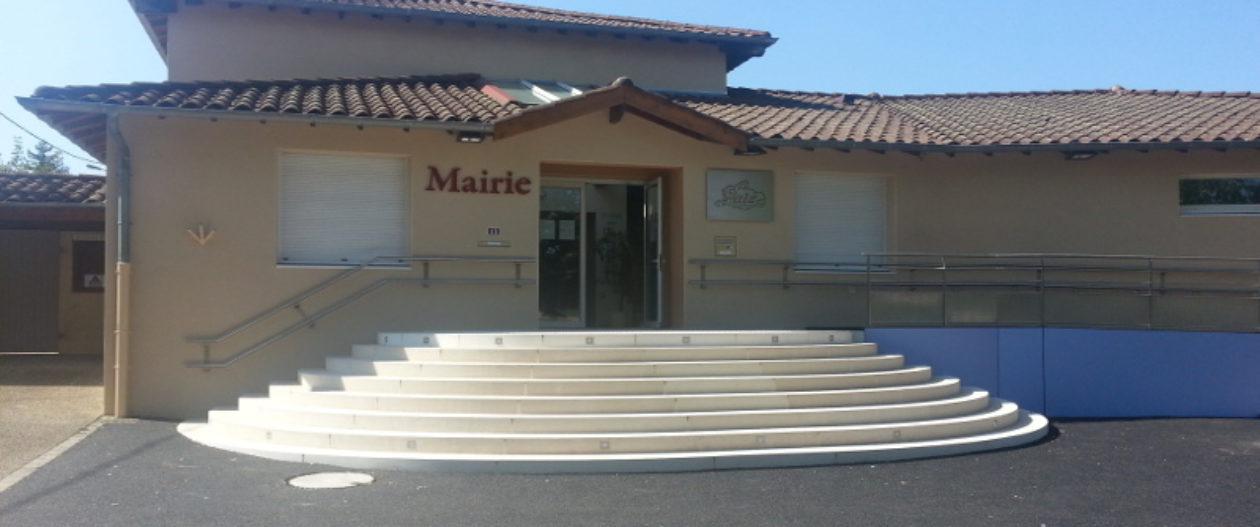 MAIRIE DE LAIZ